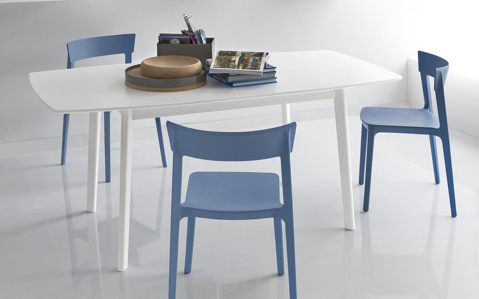 Calligaris Dining Chair - Home Design Architecture
