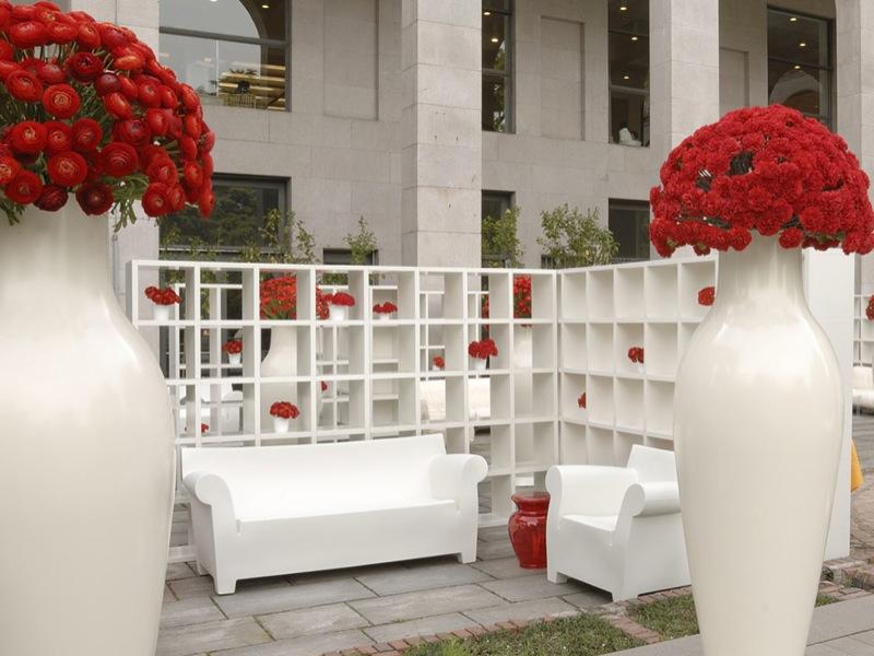 Kartell   Misses Flower Power Vase Gallery